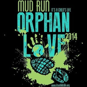 Orphan Love Mud Run