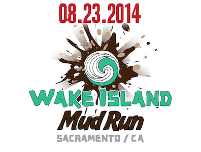 Wake Island Mud Run