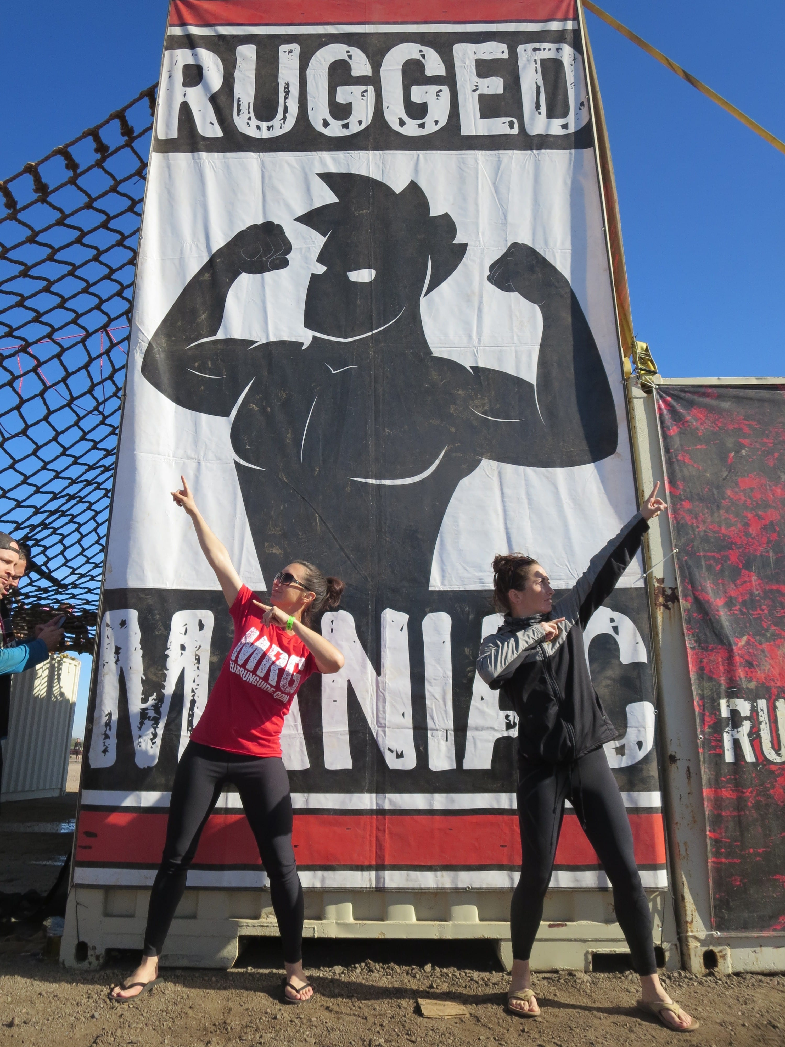 Tanya Manning Shares Her Experience At Rugged Maniac In Arizona. This Is My  Second Rugged Maniac, The Last One Was In 2012 Before Shark Tank.