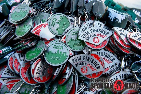 Race Recap Spartan Stadium Race Fenway Mud Run