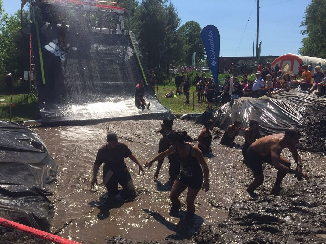 Race Recap Mud Hero Ottawa Mud Run Obstacle Course