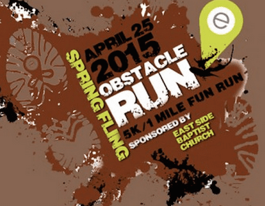 Spring Fling Obstacle Run