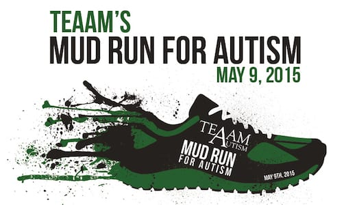 TEAAM Mud Run for Autism