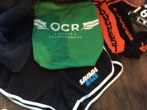 OCR Essentials - change of clothing