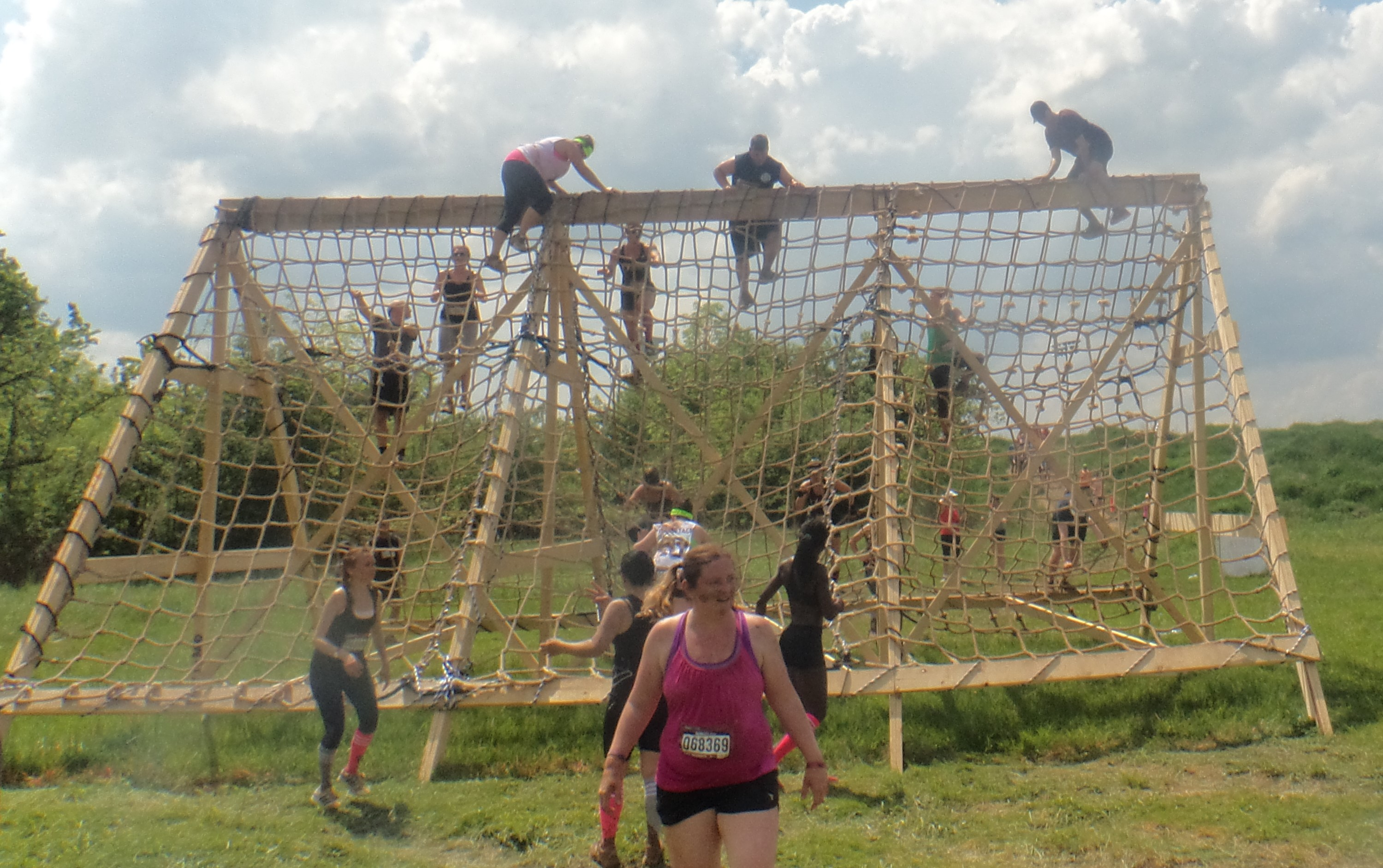 warrior Dash Guelph
