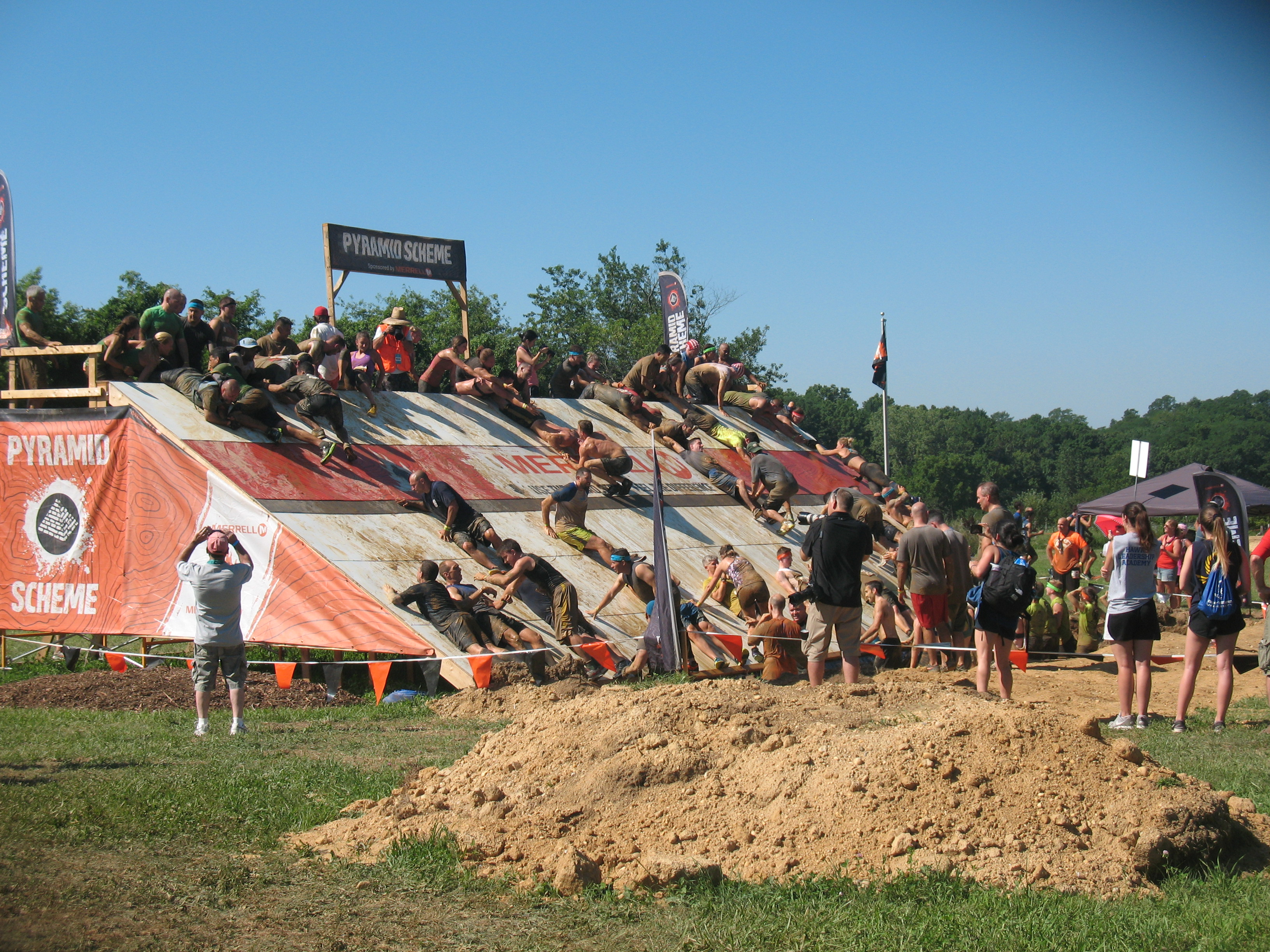Tough Mudder Long Island