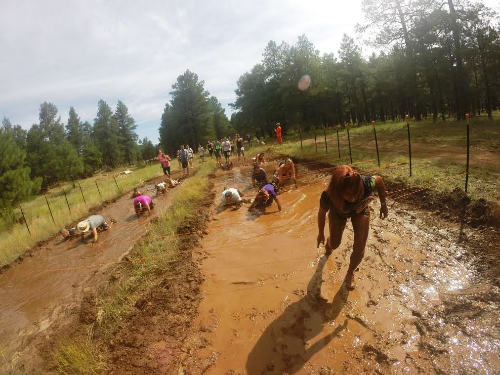 Terrain mud run coupons