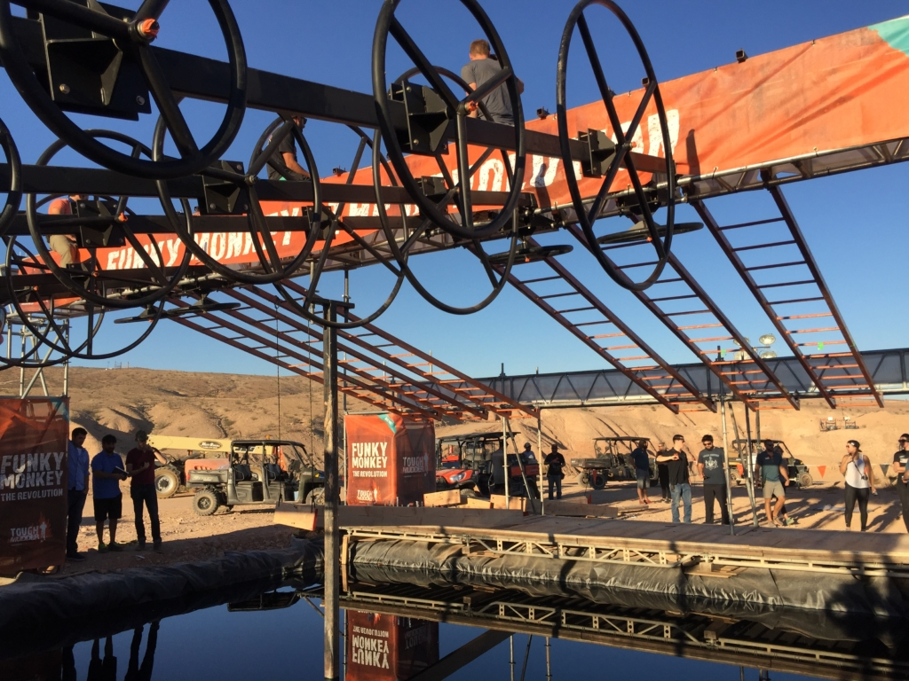 2016 World's Toughest Mudder