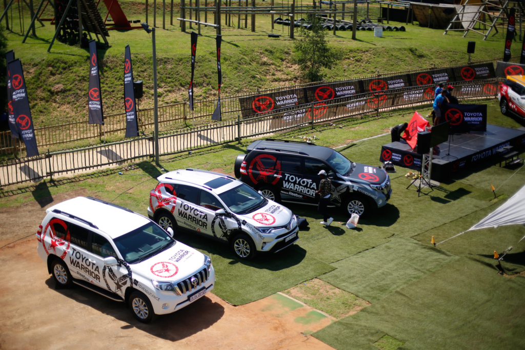 2017 Toyota Warrior powered by Reebok | Launch - Captured by Daniel Coetzee for www.zcmc.co.za