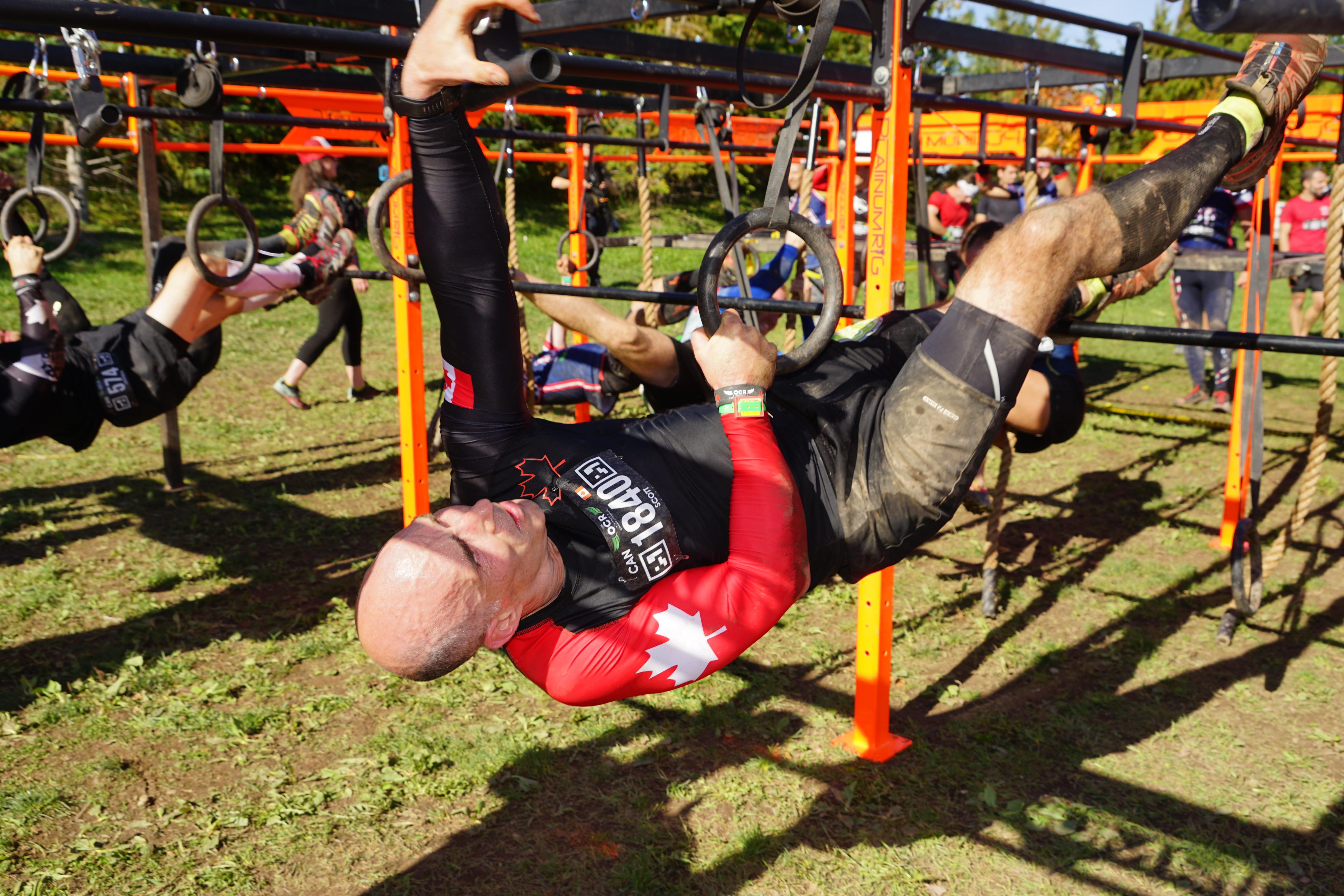 OCR World Championships Statistics