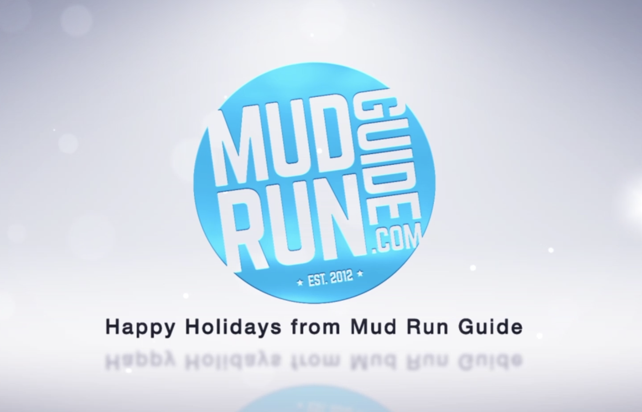 Happy Holidays From Mud Run Guide Mud Run Obstacle