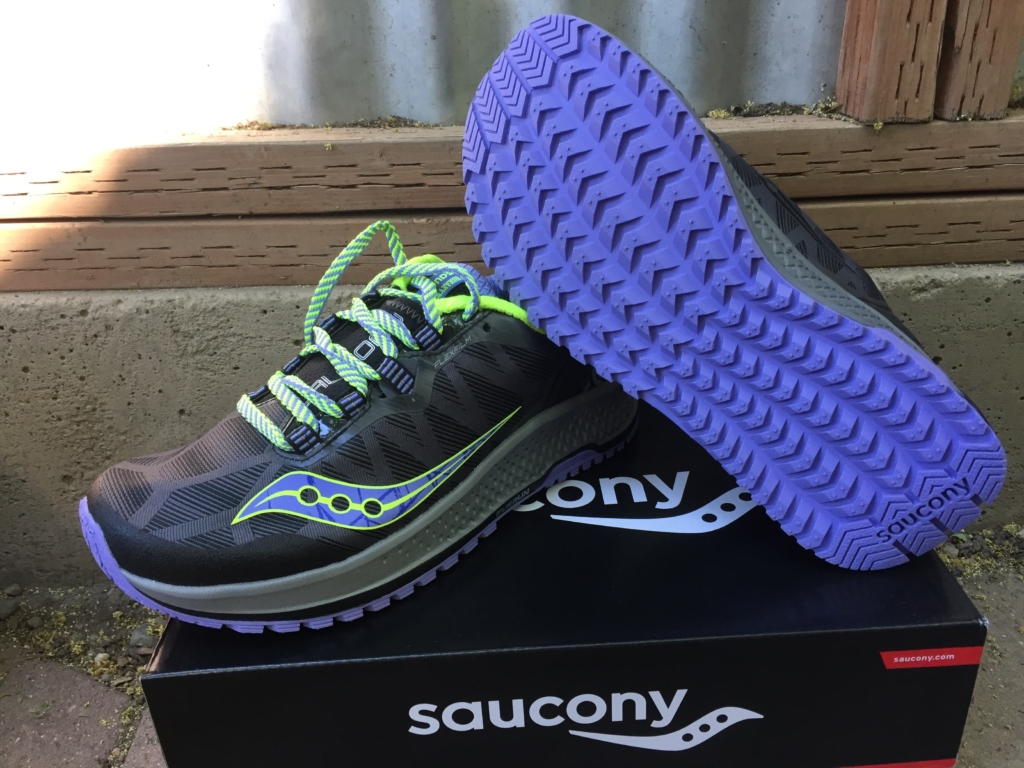 Saucony Mud Run Shoes