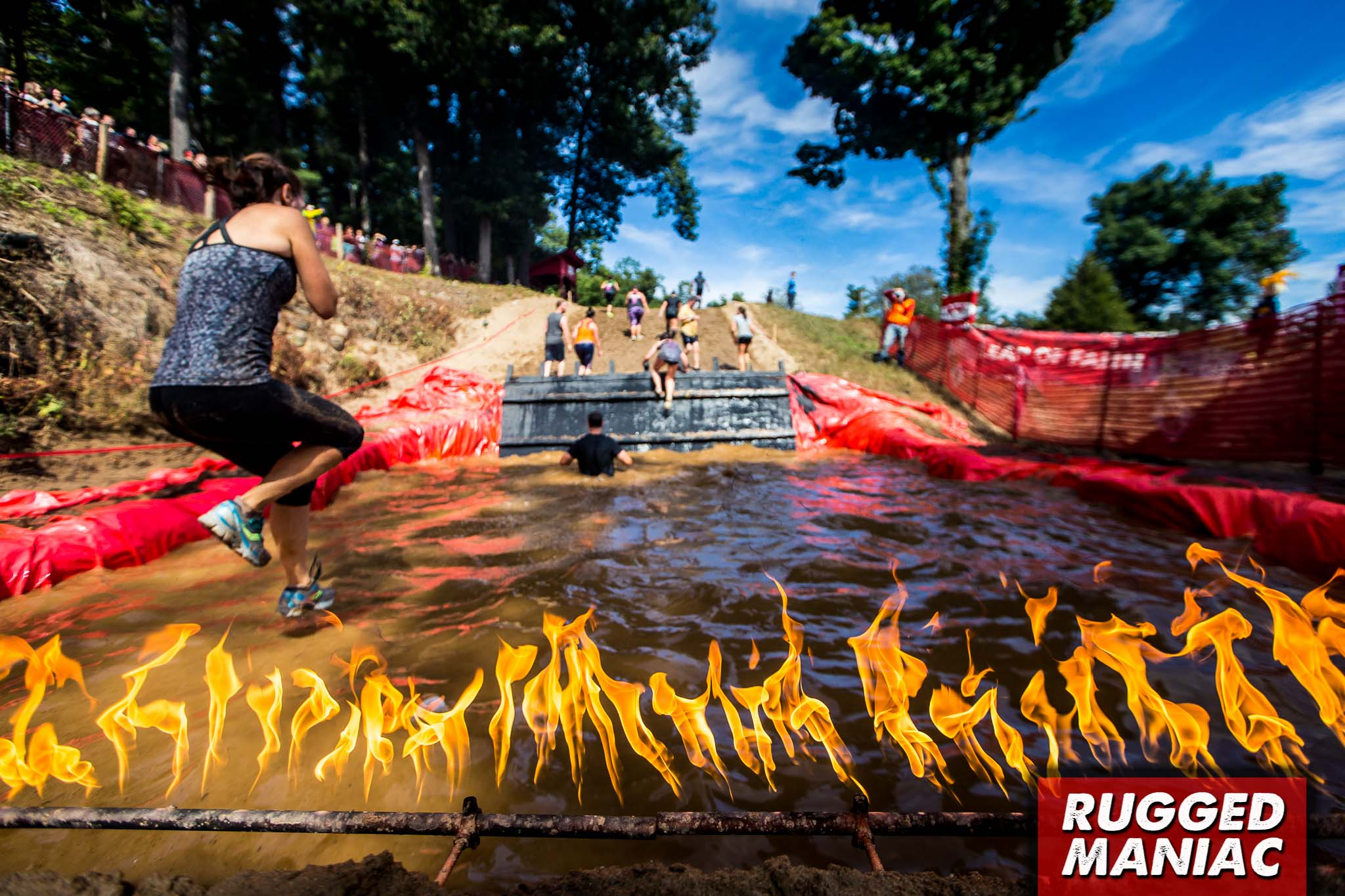 Rugged Maniac The Best Value In Ocr Mud Run Obstacle